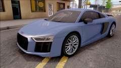 Audi R8 V10 Plus 2018 para GTA San Andreas