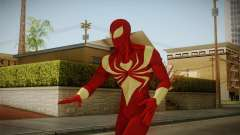 Marvel Ultimate Alliance 2 - Iron Spider v2 para GTA San Andreas