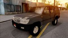 Toyota Land Cruiser 2005 para GTA San Andreas