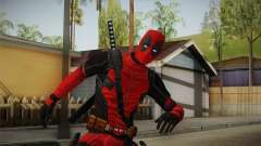 Deadpool The Movie Skin para GTA San Andreas