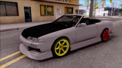 Nissan Skyline R32 Cabrio Drift Monster Energy para GTA San Andreas