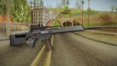 HK SL8 Assault Rifle para GTA San Andreas