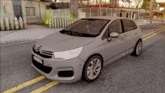 Citroen C4 2012 para GTA San Andreas