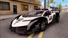 Lamborghini Veneno Police Los Santos