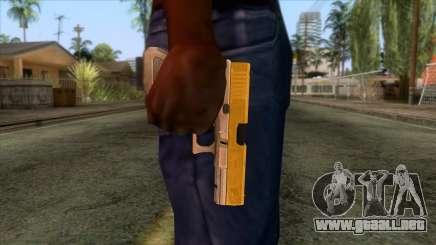 Glock 17 v2 para GTA San Andreas