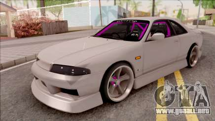 Nissan Skyline R33 Drift Monster Energy para GTA San Andreas