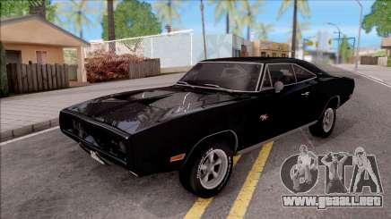 Dodge Charger RT 1970 para GTA San Andreas