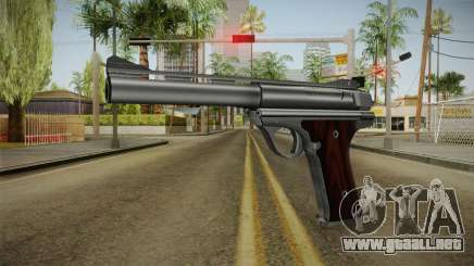 Automag Pistol para GTA San Andreas