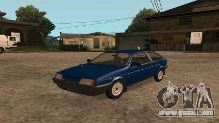 VAZ-2108 en la radio para GTA San Andreas