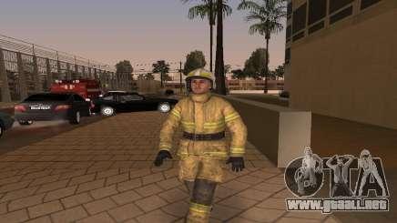 El agente del Ministerio V. 2 para GTA San Andreas