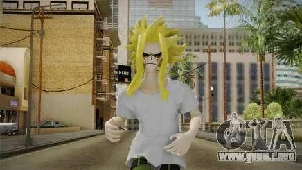My Hero Academia - Toshinori Yagi para GTA San Andreas