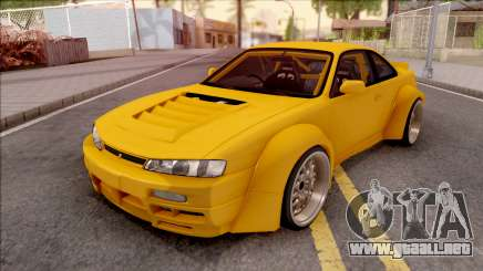 Nissan 200SX Rocket Bunny para GTA San Andreas