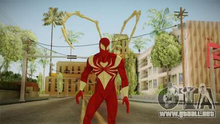 Marvel Ultimate Alliance 2 - Iron Spider v1 para GTA San Andreas