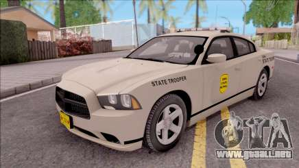 Dodge Charger 2012 Iowa State Patrol para GTA San Andreas