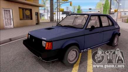 Dodge Shelby Omni GLHS 1986 para GTA San Andreas
