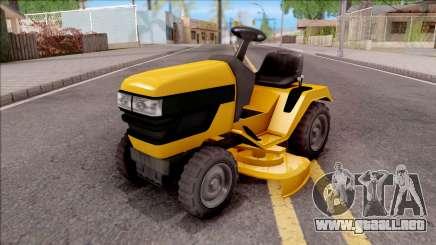 GTA V Jacksheepe Lawn Mower para GTA San Andreas