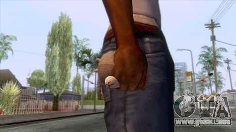 Sheep Grenade para GTA San Andreas tercera pantalla
