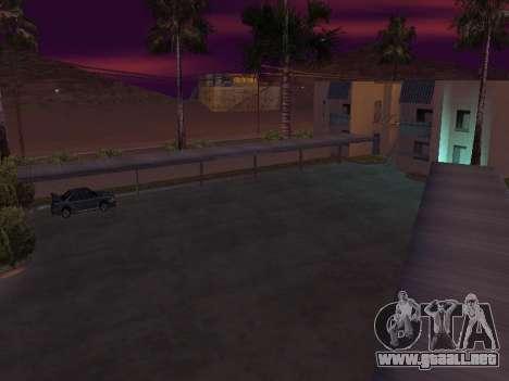 Parking Save Garages para GTA San Andreas séptima pantalla