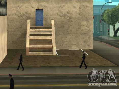 Parking Save Garages para GTA San Andreas sexta pantalla