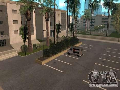 Parking Save Garages para GTA San Andreas tercera pantalla