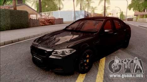 BMW M5 F10 Nighthawk para GTA San Andreas
