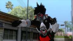 Haunted Tracer Overwatch para GTA San Andreas