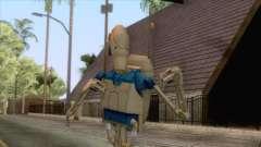 Star Wars - Droid Pilot Skin para GTA San Andreas