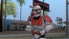 Star Wars JKA - Clone Shock Trooper Skin para GTA San Andreas