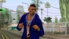 Chris Redfield Casual para GTA San Andreas
