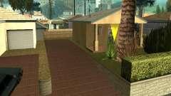 Parking Save Garages para GTA San Andreas