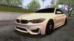BMW M4 GTS High Quality para GTA San Andreas