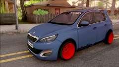 Peugeot 308 STANCE NATION para GTA San Andreas