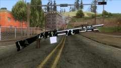 De Armas Cebras - Shotgun para GTA San Andreas