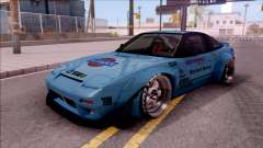 Nissan 240SX 1994 Rocket Bunny RB Performance para GTA San Andreas