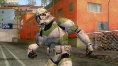 Star Wars JKA - 442nd Clone Skin para GTA San Andreas