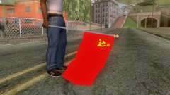 Flag of the Soviet Union para GTA San Andreas