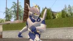 My Hero Academia - Lida Tenya Suit Hero para GTA San Andreas