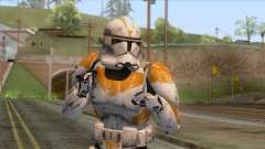 Star Wars JKA - 212th Clone Skin para GTA San Andreas