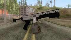 GTA 5 Coil Combat PDW Drum Magazine para GTA San Andreas