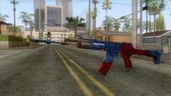 CrossFire AK-12 Assault Rifle v2 para GTA San Andreas