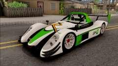 Radical SR8 RX v2 para GTA San Andreas