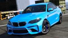BMW M2 2016 para GTA 5