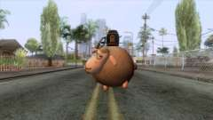 Sheep Grenade para GTA San Andreas