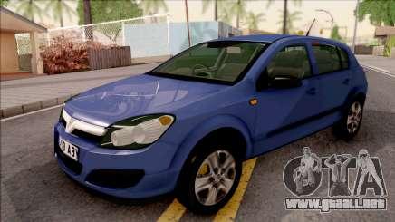 Vauxhall Astra H para GTA San Andreas