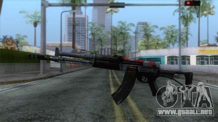 Counter-Strike Online 2 AEK-971 v4 para GTA San Andreas