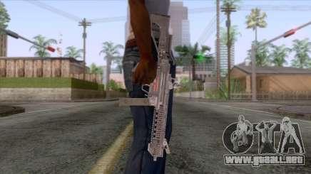 MP5 Swordfish SMG para GTA San Andreas