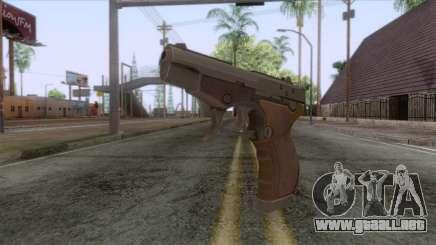 Seburo M5 Pistol para GTA San Andreas