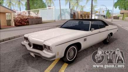 Oldsmobile Delta 88 1973 IVF para GTA San Andreas