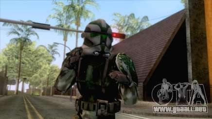 Star Wars JKA - Kashyyyk Clone Skin para GTA San Andreas