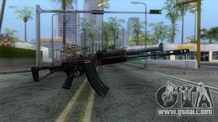 Counter-Strike Online 2 AEK-971 v3 para GTA San Andreas